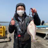 釣果報告 20210508