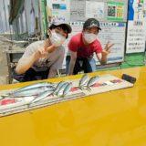 釣果報告 2021.08.07