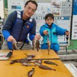 釣果報告 2021.09.23